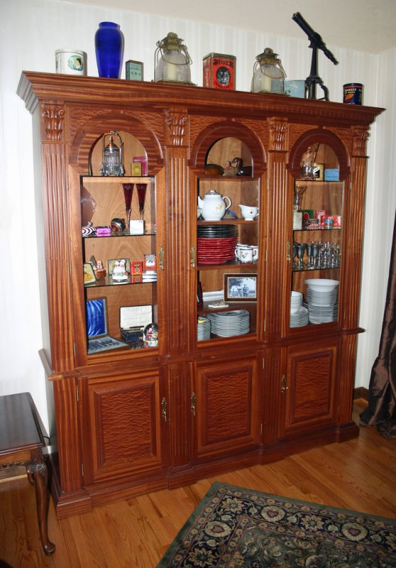WOODWORKS CABINETS